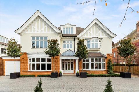 Parkside, Wimbledon Village, London, SW19. 6 bedroom detached house