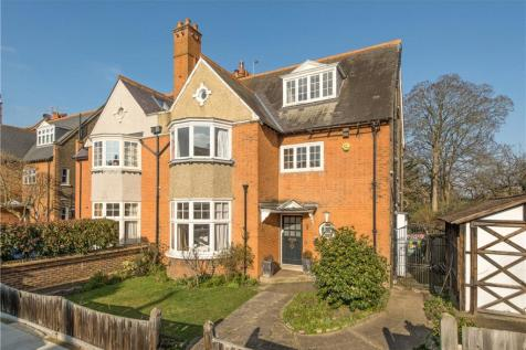 Courthope Road, Wimbledon Village, London, SW19. 5 bedroom semi-detached house