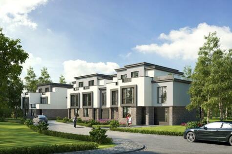 Parkside, Wimbledon, London, SW19. 5 bedroom town house for sale