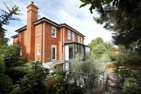 Marryat Place, London, SW19. 5 bedroom semi-detached house for sale