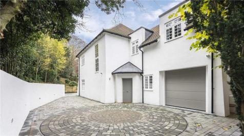Burghley Road, Wimbledon, London, SW19. 6 bedroom detached house