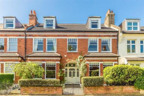 Manville Road, Wandsworth, London, SW17. 7 bedroom terraced house for sale