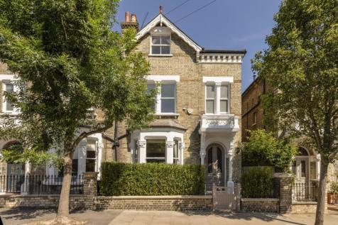 Dents Road, London, SW11.. 5 bedroom semi-detached house for sale