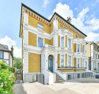 North Side Wandsworth Common, Wandsworth, London, SW18. 6 bedroom semi-detached house