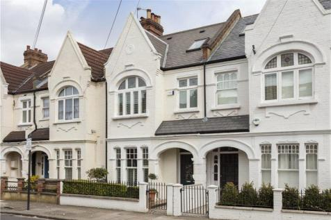 Osward Road, London, SW17. 6 bedroom terraced house for sale