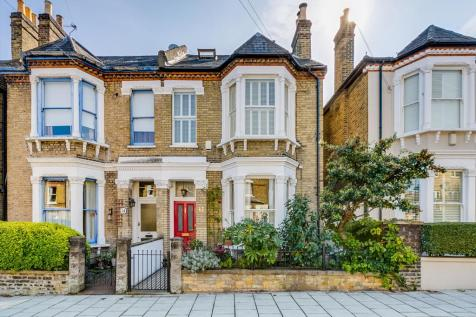 Sarsfeld Road, Wandsworth, SW12. 4 bedroom semi-detached house for sale