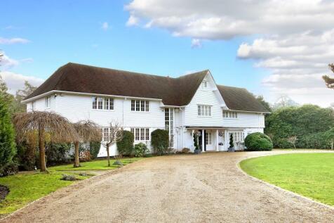 Ridgemount Road, Sunningdale, Ascot, Berkshire, SL5. 8 bedroom detached house for sale