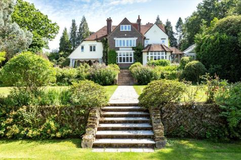 Heath House Road, Worplesdon Hill, Woking, Surrey, GU22. 7 bedroom detached house for sale