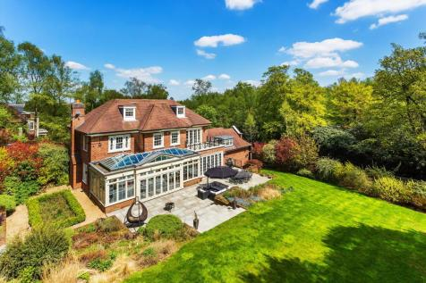 Phillippines Shaw, Ide Hill, Sevenoaks, Kent, TN14. 7 bedroom detached house for sale
