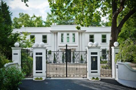 Horseshoe Ridge, St George's Hill, Weybridge, Surrey, KT13. 7 bedroom detached house for sale