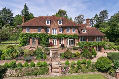 Bayleys Hill, Sevenoaks, Kent, TN14. 6 bedroom detached house for sale