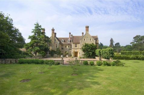 Selham, Petworth, West Sussex, GU28. 10 bedroom detached house for sale