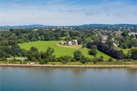 Burgmanns Hill, Lympstone, Exmouth, Devon, EX8. 8 bedroom detached house for sale