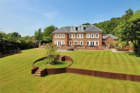 Greenhill Road, Otford, Sevenoaks, TN14. 5 bedroom detached house for sale