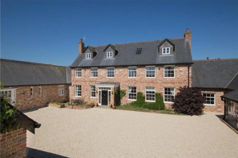 Manningford Abbots, Pewsey, Wiltshire, SN9. 8 bedroom detached house for sale