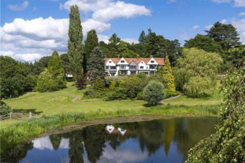 Gotwick Manor, Hammerwood, East Grinstead, East Sussex, RH19. 12 bedroom detached house