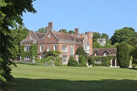 Crawley, Winchester, Hampshire, SO21. 7 bedroom detached house