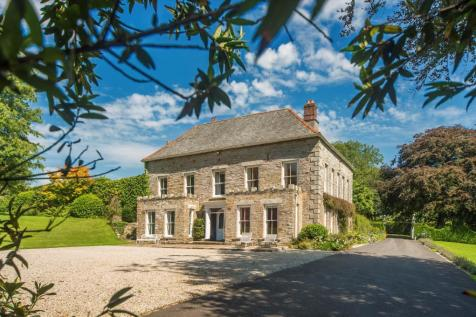 Truthan, Truro, Cornwall, TR4. 8 bedroom detached house for sale