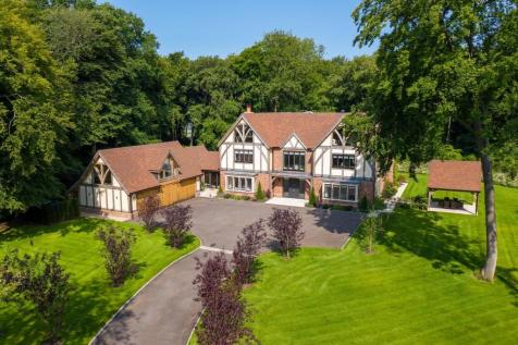 Hill Top Lane, Chinnor Hill, Oxfordshire, OX39. 6 bedroom detached house for sale