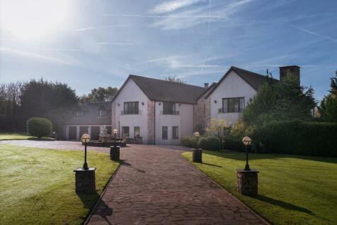Westcott, Cullompton, Devon, EX15. 5 bedroom detached house for sale