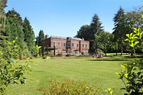 West Drive, Wentworth, Virginia Water, Surrey, GU25. 6 bedroom detached house