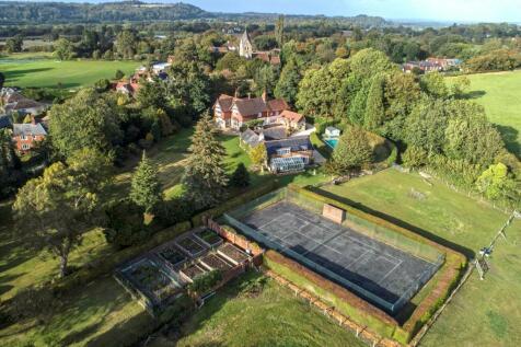Hawkley, Liss, Hampshire, GU33. 7 bedroom detached house