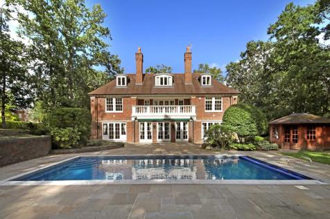 Priory Road, Sunningdale, Ascot, Berkshire, SL5.. 6 bedroom detached house for sale