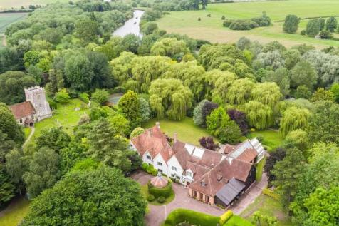 Church Lane, North Stoke, Wallingford, Oxfordshire, OX10. 6 bedroom detached house