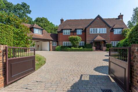 Poles Park, Hanbury Drive, Thundridge, Ware, Hertfordshire, SG12.. 5 bedroom detached house for sale