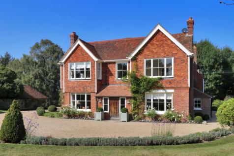Smiths Lane, Goudhurst, Cranbrook, Kent, TN17. 6 bedroom detached house
