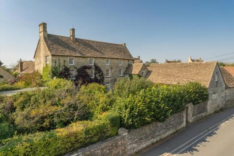 The Street, Luckington, Chippenham, Wiltshire, SN14. 7 bedroom detached house for sale