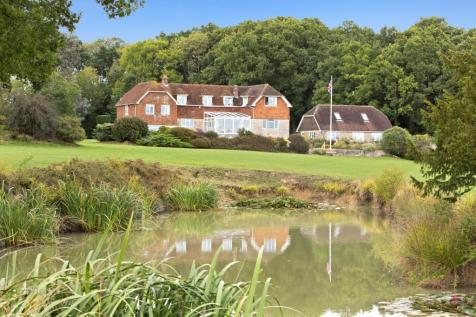 Kirdford, Billingshurst, West Sussex, RH14. 5 bedroom detached house for sale