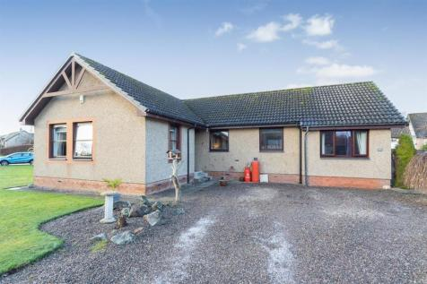 Hatton Road, Luncarty. 4 bedroom bungalow for sale