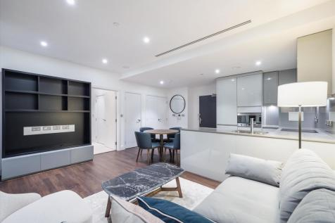 Sirocco Tower, Nr Canary Wharf, London, E14. 1 bedroom flat