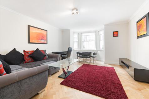 Lexham Gardens, Kensington, London, W8. 1 bedroom flat