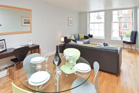 The Baynards, Chepstow Place, Notting Hill, London, W2. 1 bedroom flat