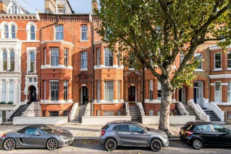 Warrington Crescent, Maida Vale, London, W9. 1 bedroom flat