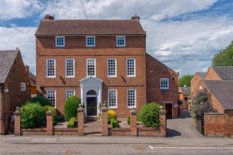 The Dower House, Market Bosworth. 6 bedroom character property for sale