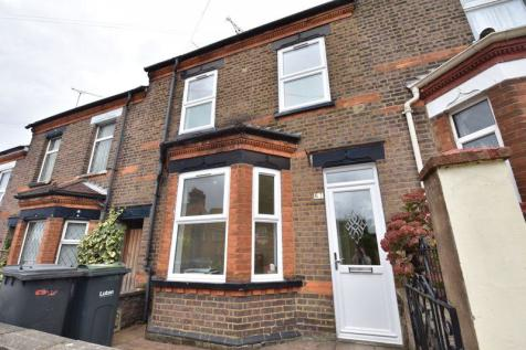 Tennyson Road, Luton. 4 bedroom terraced house