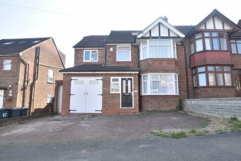 Meyrick Avenue. 5 bedroom semi-detached house