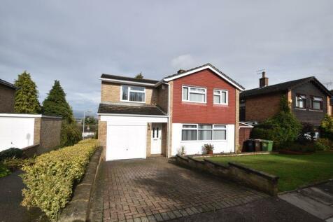 Parkland Drive, Luton. 4 bedroom detached house for sale