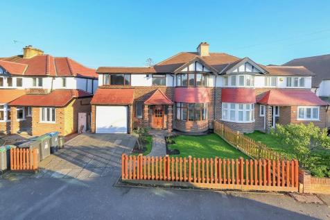 Chiltern Drive, Surbiton. 4 bedroom semi-detached house