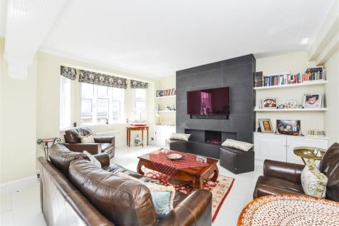College Crescent, Swiss Cottage, NW3. 3 bedroom flat for sale
