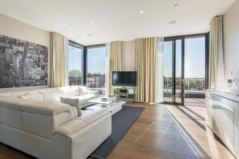 "Penthouse Apartment, ""The Lightworks"", Childs Hill, NW2. 4 bedroom flat for sale"