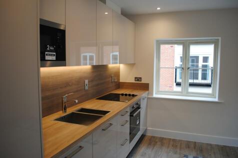 Worcester, WR1. 2 bedroom flat