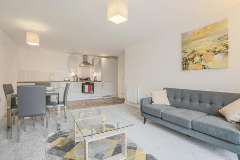 Birmingham, B5. 1 bedroom flat