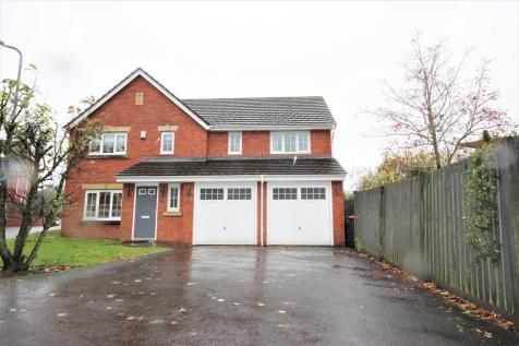 Pontymason Rise, Rogerstone, Newport. NP10 9GJ. 5 bedroom detached house for sale