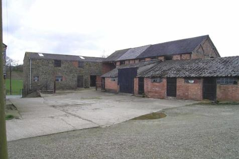 Cwm Farm Buildings, Meifod, Powys, SY22, Mid Wales - Barn Conversion / Barn conversion for sale / £299,950