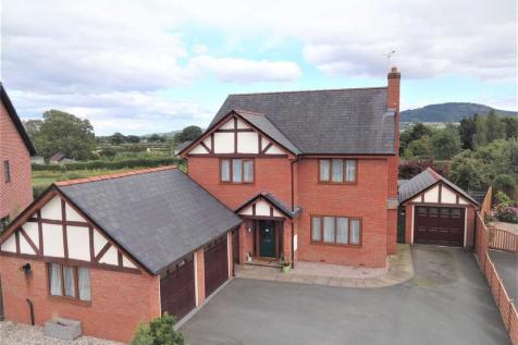 4, Naylor Fields, Arddleen, Llanymynech, Powys, SY22, Mid Wales - Detached / 4 bedroom detached house for sale / £290,000