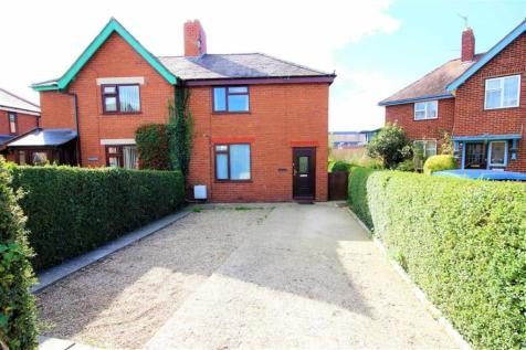 Newlands, Lambert Road, Welshpool, Powys, SY21, Mid Wales - Semi-Detached / 2 bedroom semi-detached house for sale / £149,950